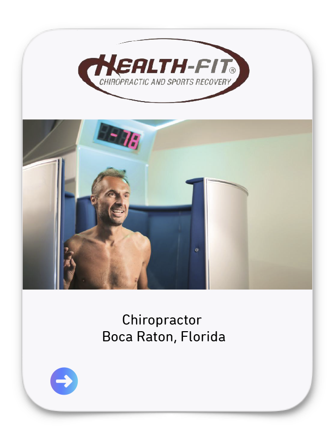 avanmed Health Fit Chiropractor Boca Raton